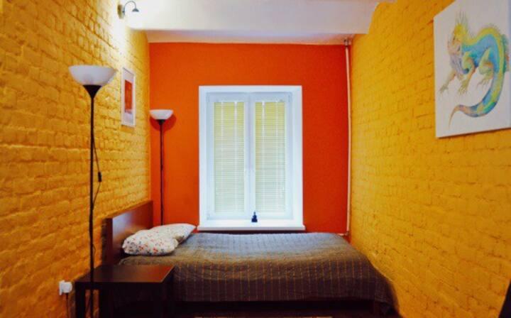 Cosy room in 4-room hostel