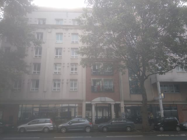 Studio 6B - 18 m² - Pleyel