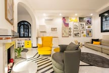 Suite Home Milano FIERA - overview of the hall