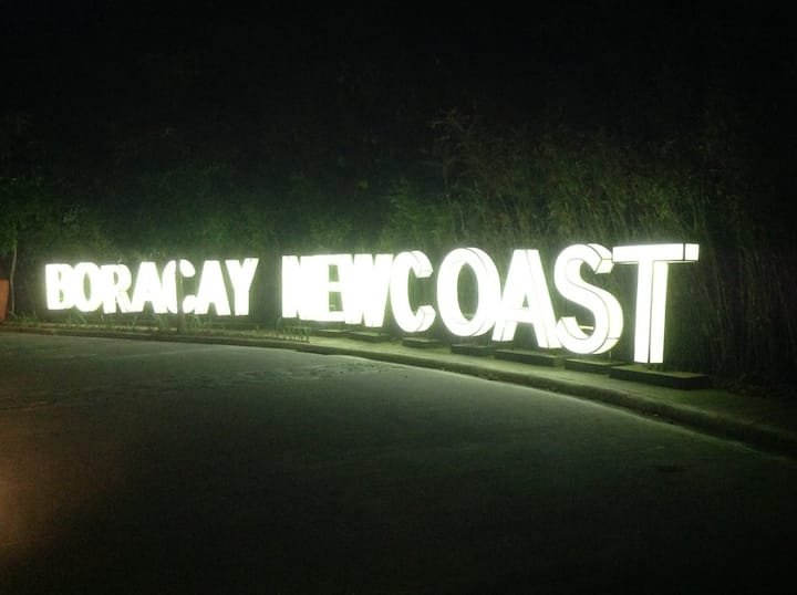 Boracay NewCoast Oceanway, Great View