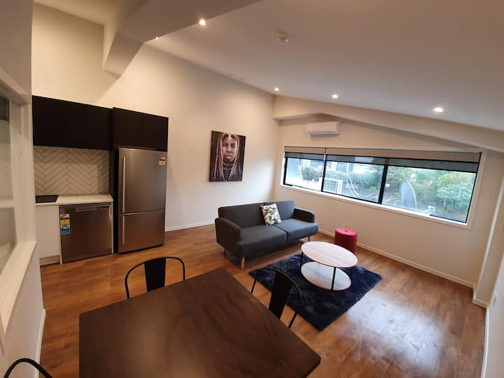 U Suites Kilbirnie: Apartment 4 - King