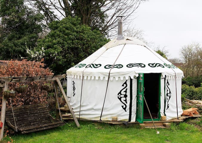 Calm Yurt Garden Escape - Bradford-on-Avon - Yurt
