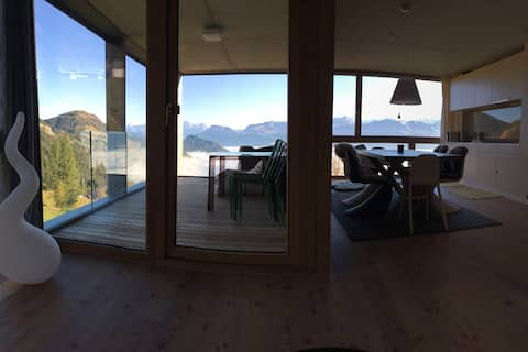Dream apartment on the Rigi