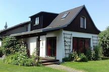Ferienhaus am Berliner Stadtrand