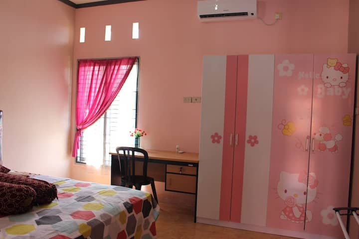 Cozy Room in the City of Pekanbaru