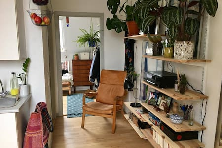 City apartment with personality - Kolding - 公寓