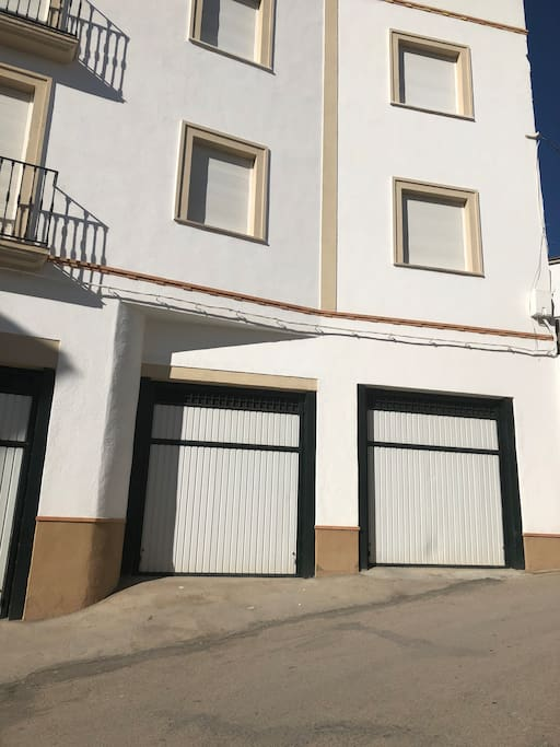 Edificio del alojamiento
