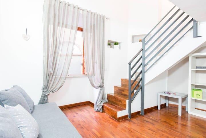 """""""La Scalinatella"""" Appartament Chiaia"""