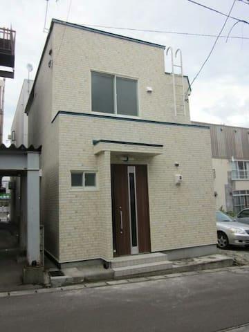 Otaru Snow House