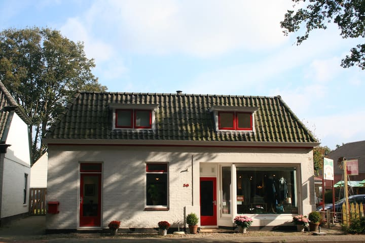 Bed & Breakfast Glimmen (Groningen) - Glimmen - Bed & Breakfast