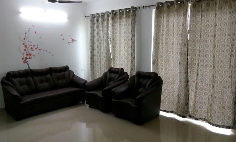 Independent room for monthly stays (221)