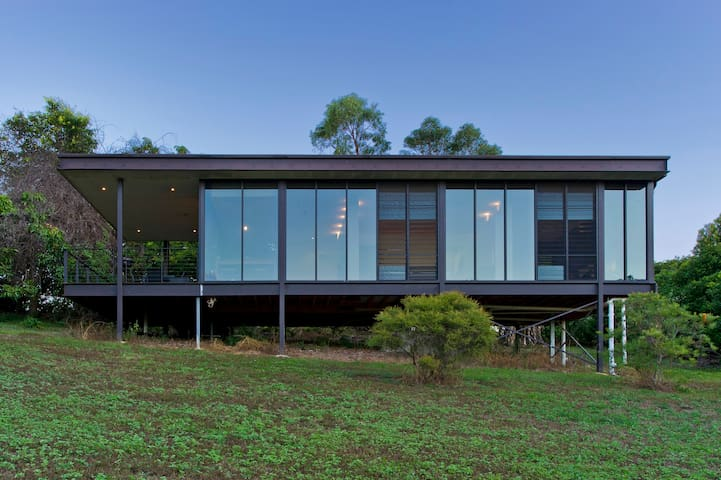 Glass on Glasshouse - Beerburrum - Villa