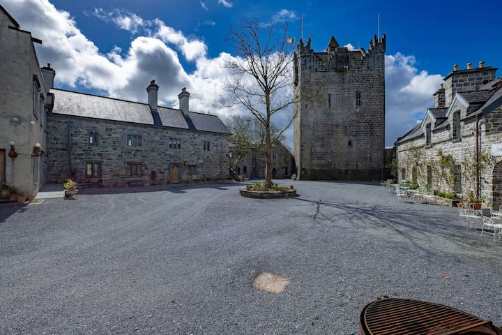 Claregalway Castle - Old Mill Room (First floor)