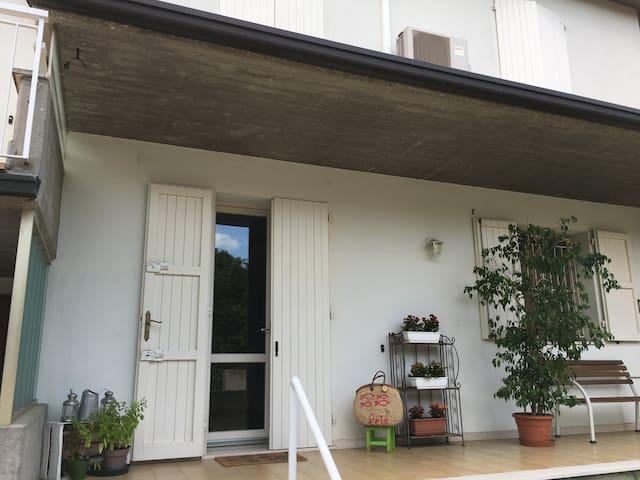A casa di Neve