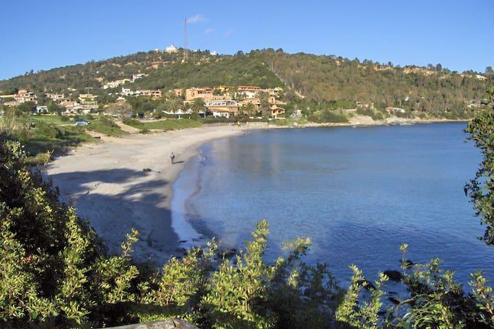 Arbatax Trilo n2 con doppio giardino al mare - Arbatax