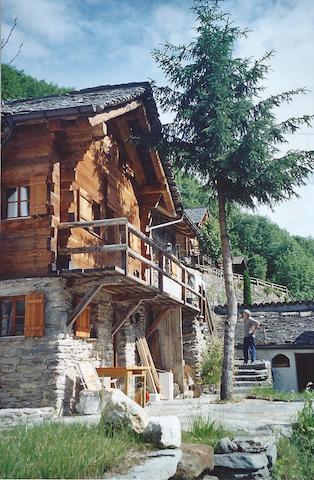 Schmuckes Ferienhaus im Calancatal - Calanca - Hus