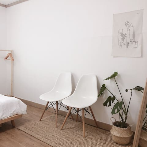 서울게스트하우스 SeoulGuestHouse / Private Room 1-2 person