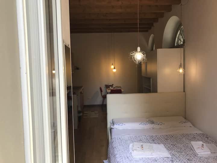 MyRoom9- appartamento in CITTA ALTA'