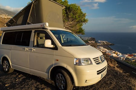 Volkswagen California T5 - Los Llanos - Campingvogn