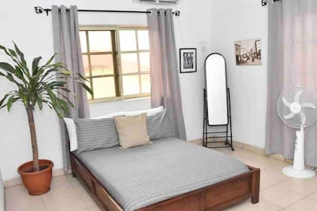ARO|Apartments: Dbl Room w/ WIFI. (Ogba/Ikeja)