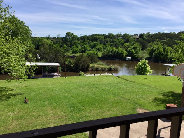 Amazing Lake View !!! - Granbury - บ้าน