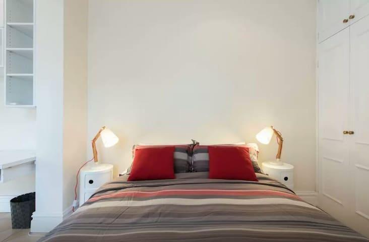 Simple big house - Highgate - Lägenhet
