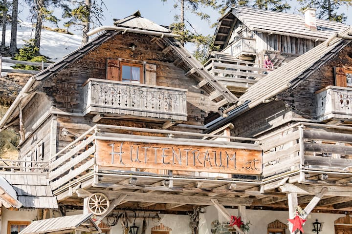 Michl Hütte am Katschberg