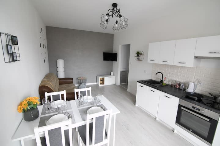 Apartament WHITE centrum