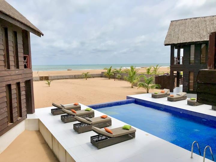 6 Bedroom Beach House (HOV Beach Resort)