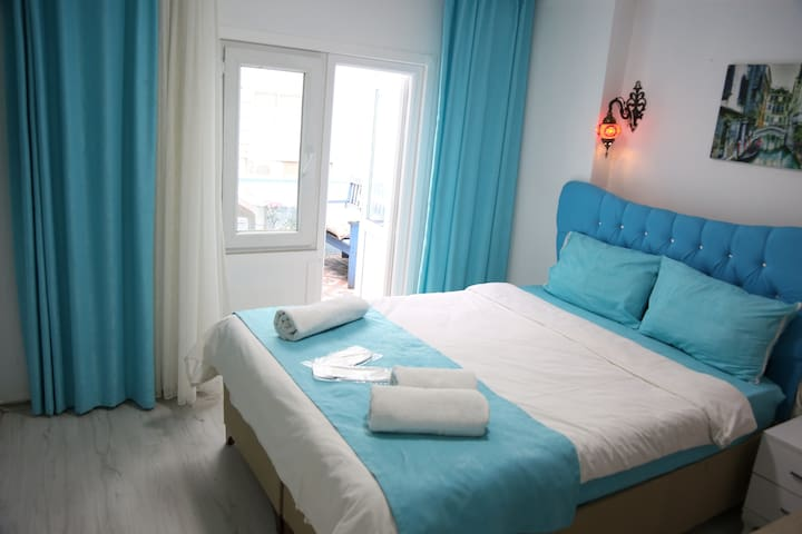 Double room with balcony and breakfast
