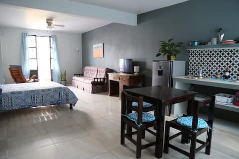 Spacious, loft style studio in the heart of Oaxaca