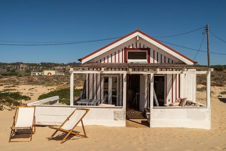 Bohemian Cabana Beachfront