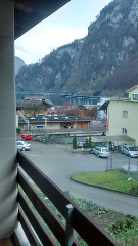 Beautiful apartment near the lake in Switzerland - Hergiswil - Cova