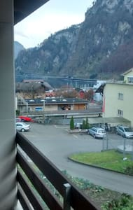 Beautiful apartment near the lake in Switzerland - Hergiswil