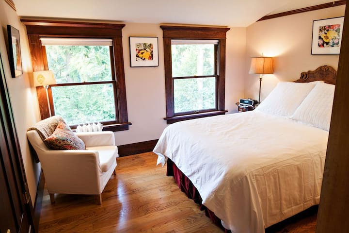 The Gatewood Bed and Breakfast- Standard - Seattle - Bed & Breakfast