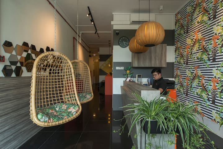 Boutique Hostel near Singapore Sports Hub