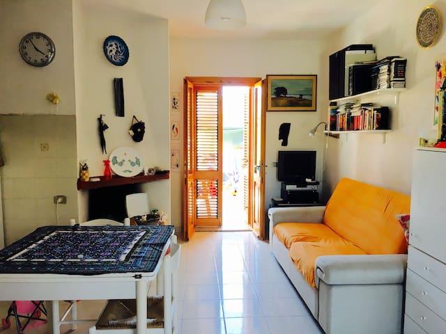 Casa Mare Sardegna Posada - Holiday Home Sardinia - Posada - Szeregowiec