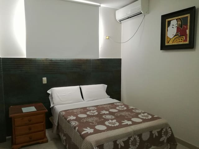 superior double room - Guayaquil - Huis