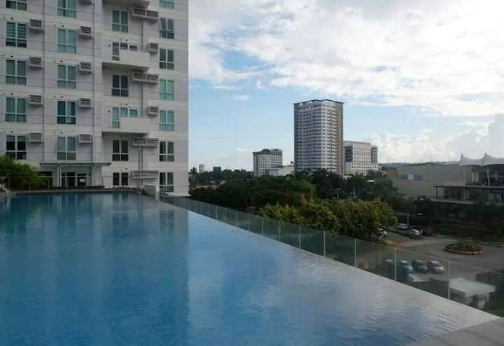 ABREEZA PLACE TOWER 2 /Ocean View 20F/Hotel type