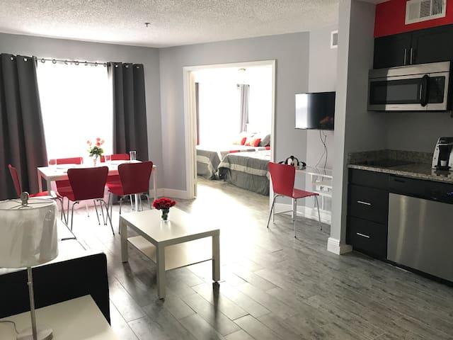 DISNEY Villas (6 people) JAVA5 - Kissimmee - Wohnung