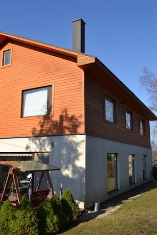 Spacious, modern and comfortable. - Tallinn - House