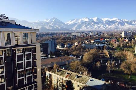 LUXURY & COZY 4 BEDROOM PENTHOUSE - Almaty