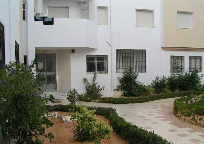 Agréable appartement Wifaq - Témara - Apartament