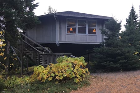 The Treehouse, beautiful Lake Superior views