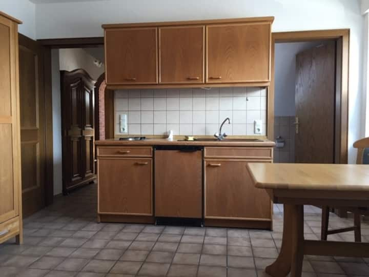 Ferienwohnung/Appartement Nähe Flughafen Paderborn