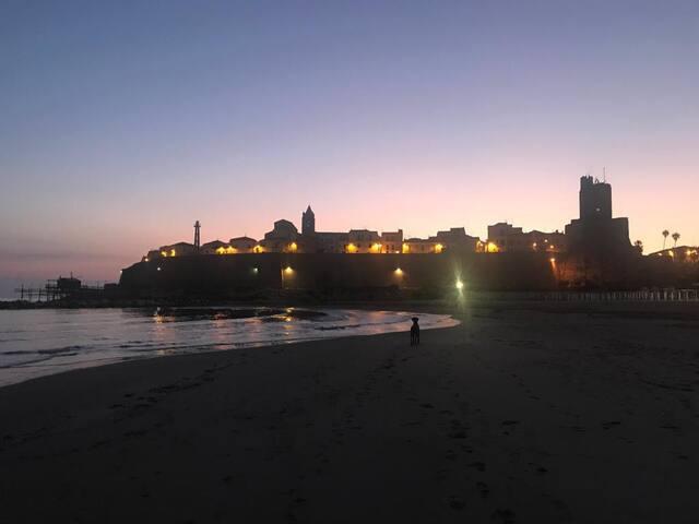 Cala di Rio (due stanze sul mare)