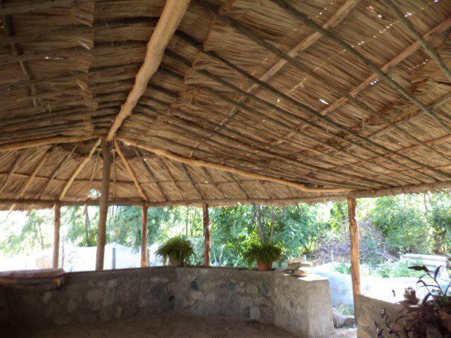 Cabaña en sector rural