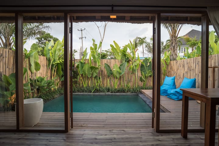 Sparkling gem with private pool. 5Mins to La Brisa