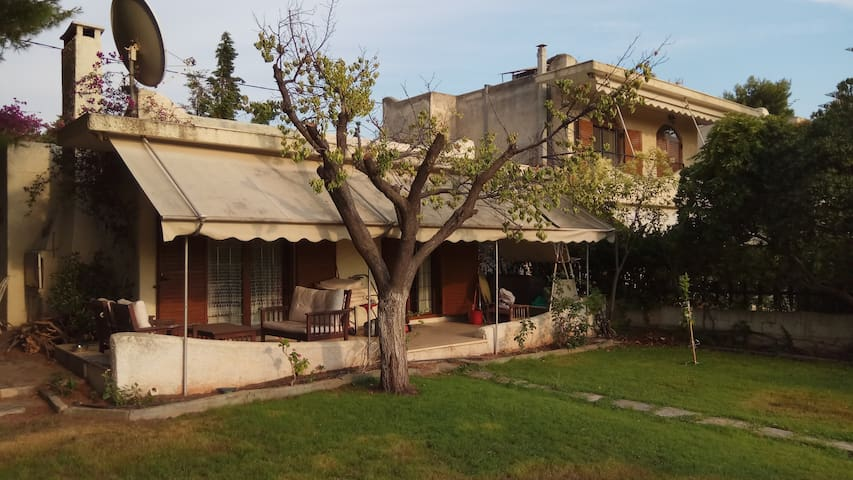 mavro lithari ,relaxing home, 200m from the beach