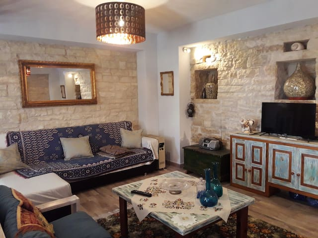 GENOVEFA STONE HOUSE FOR 2 - Gaios